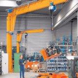 Mini-palan Jib grue pour le chargement de fabrication de métal