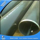 ASTM A53 GR B Kohlenstoffstahl-Rohre für Rohrleitung-Transport