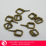 패션 악세사리 금속은 부대와 단화를 위한 금속 버클을 둥글게 된다