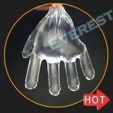 食品等級の製造のための手袋をきれいにする使い捨て可能なHDPE/LDPEの手袋