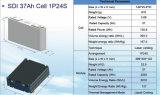 Bateria mais barata super do Li-íon de 3.7V37ah Samsung (módulo de bateria personalizado)