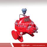 UL bombas de agua de lucha contra incendios con motor y motor
