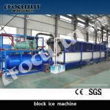 Fácil de manejar el bloque de la planta de hielo