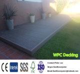 146*23mm 옥외를 위한 외부 목제 플라스틱 합성 마루 WPC Decking