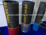 Mangueira de borracha concreta de alta pressão flexível resistente da abrasão