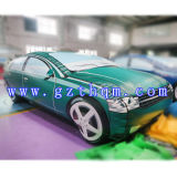 Inflable modelo de coche / Dibujos animados inflable al aire libre / modelo inflable Publicidad