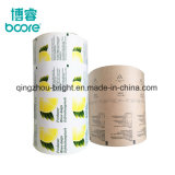 Aluminum Foil Wrapping Paper and Mobile Phone Screen Wipe Paper Foil Paper Roll