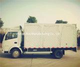 Caminhão elétrico com a bateria de lítio poderosa para a escala de condução longa