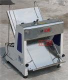 Trancheuse industrielle automatique professionnelle de pain d'acier inoxydable (ZMQ-31)