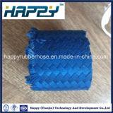 SAE 100R5/ Um fio entrançado recobertos de têxteis de borracha hidráulico