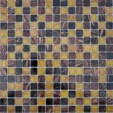 ガラスモザイク・タイルのBisazzaのモザイク・タイルのモザイク模様の装飾的な床タイル