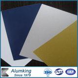 "4 "" Breite 8 "" Length Aluminum Sheet mit PVC Coverage"