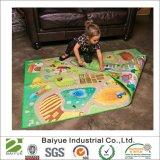 Нежность малышей игрушек младенца OEM воспитательная подгоняет циновку игры войлока