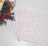 Bolsas de papel atractivas de la raya para el empaquetado del caramelo y del regalo