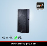 Altavoz profesional para la etapa/PPR-325 de múltiples funciones