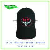 2017昇進の黒い刺繍のスポーツの帽子の正常なデザイン