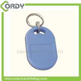 ABS Keyfob del mango de la tarjeta RFID de la identificación TK4100