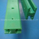Trilho de guia linear de nylon personalizado personalizado com pequeno fricção