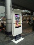 Einfaches Geschäft 42 Zoll im Freienlcd-Screen-Kiosk-Bildschirmanzeige