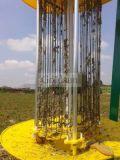 Novo Estilo de inseto Solar Killer Lâmpada, potente e reduzir o pesticida