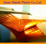 La Vierge 100% a moulé les feuilles acryliques de plexiglass 1220*2440mm