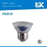 bulbo de la luz LED del punto de 3.5W 400lm PAR16