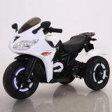 Novo modelo de rodas Luz Mini Kids Motociclo eléctrico