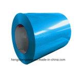 Hoja de acero con recubrimiento de color/3003 H24 de la bobina de aluminio de color/pre pintada de bobinas de acero