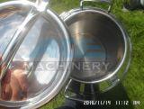 Il barilotto sanitario del latte dell'acciaio inossidabile da 40 litri, latte d'acciaio può (ACE-NG-ZX)