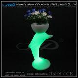 Flowr Pot LED Muebles con material del PE