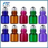 20ml 50ml 100ml bernsteinfarbige grün-blaue transparente Spray-Duftstoff-Flaschenglas-Flasche für Duftstoff