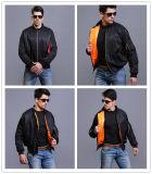 3 colores piloto táctico Abrigo impermeable Windproof Hombres chaqueta
