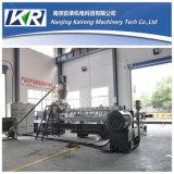 Máquina anillo de agua peletizadora reciclado LDPE HDPE gránulos de plástico
