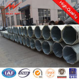 Puder Coating 12m Power Pole Fasctory