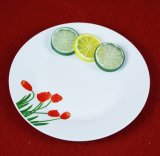 Piatto di ceramica degli articoli per la tavola/padellame di ceramica