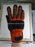 La Gant-Sûreté Gant-Lourde fonctionnante de rendement Gant-Travaillent le gant Gant-Industriel