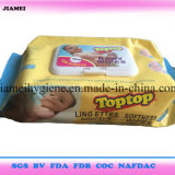 Toalhetes de bebé com boa qualidade do fabricante