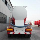 반 30cbm 분말 물자를 위한 대량 시멘트 유조선 트레일러 또는 Pto로 시멘트 출력