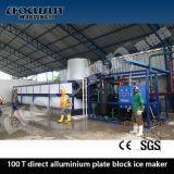 Focusun 100t направляет создателя льда блока системы