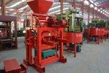 Горячий пресс для кирпича4-35 Qt продажи мелких машина для формовки бетонных блоков