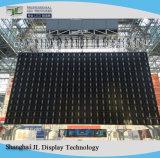 P8 Instalación fija a todo color Pantalla LED gigante de publicidad exterior