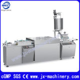 La máquina de llenado farmacéutico Semi-Auto supositorio Máquina de corte de refrigeración sellado para Bzs