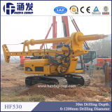 Machine rotatoire de la plate-forme de forage Hf530 dans les tailles importantes