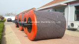 El flotador submarino de las boyas de la flotabilidad de la amarradura marina atraca las boyas