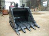 幼虫(CAT330)のための掘削機の石のバケツ1.8の立方メートル