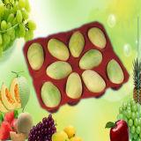 Venta caliente popular fruta de Mango de polipropileno desechable bandeja de plástico