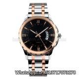 2016新式の水晶腕時計は、ステンレス鋼の腕時計HlBg193を作る