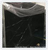 Bancada em granito preto absoluto chinês para armário de cozinha