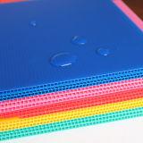 Hoja material del plástico de los PP Twinwall
