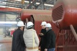 Abgefeuerter Heißöl-thermischer Öl-Dampfkessel China-4200 Kw/H Kohle